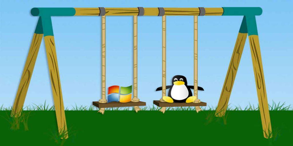 Linux Windows Interoperability